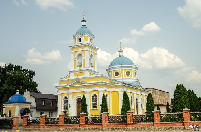 Православный собор город Пружаны