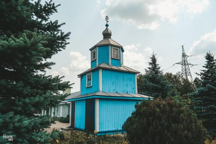 Колокольня в Кобрине