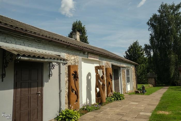 Музей ремесел в поселке Ивенец