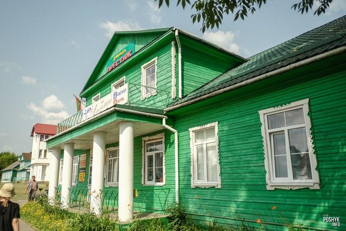 Старинная аптека в Пружанах