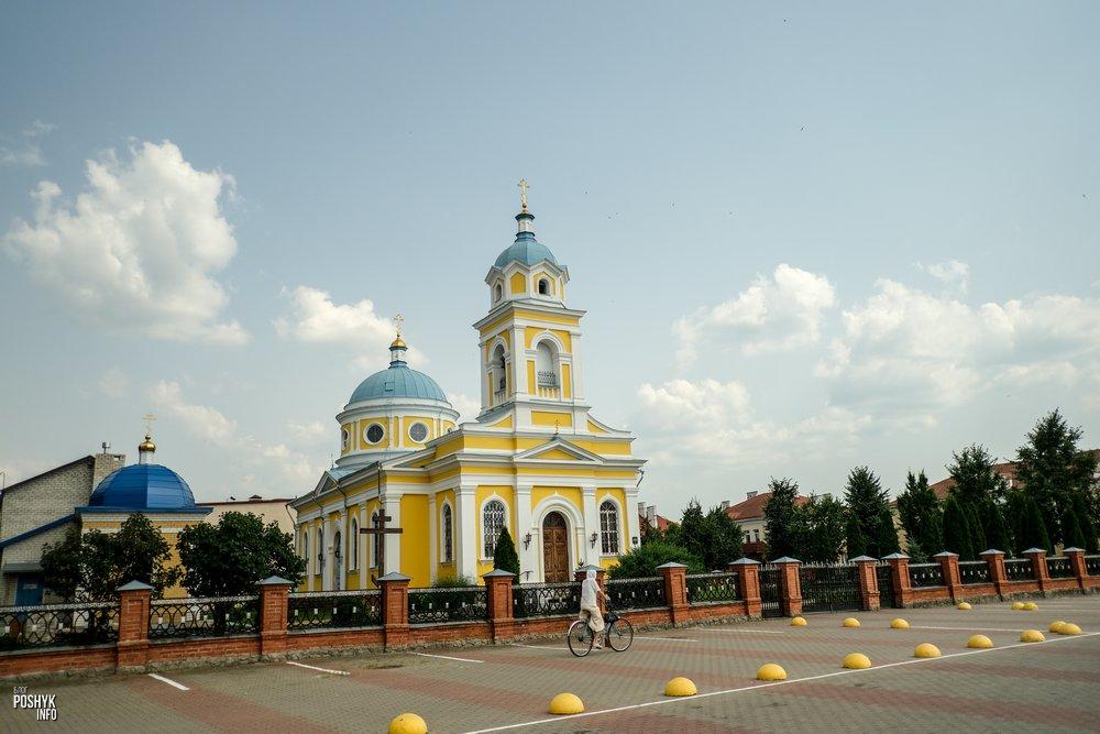 Собор Святого Александра Невского в Пружанах