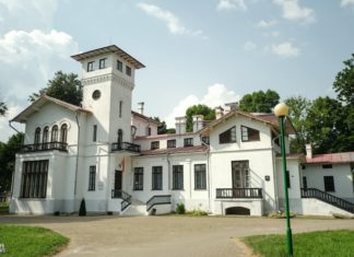 Усадьба Швыковских в городе Пружаны