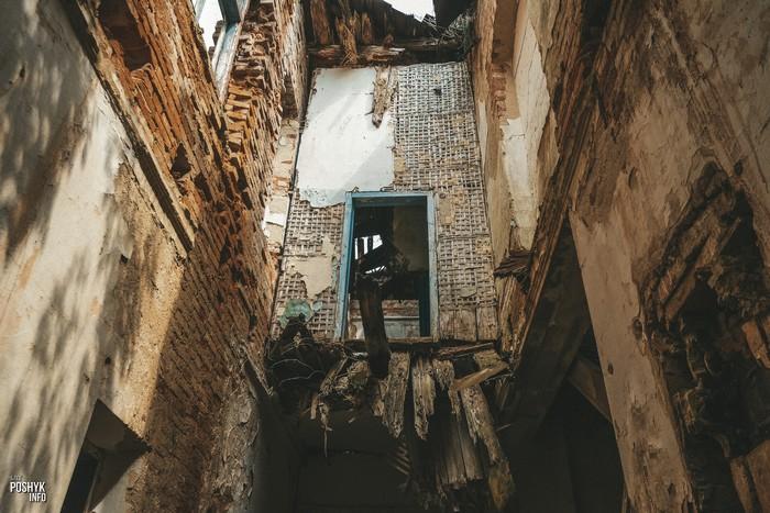 Заброшенные места Беларуси Линово