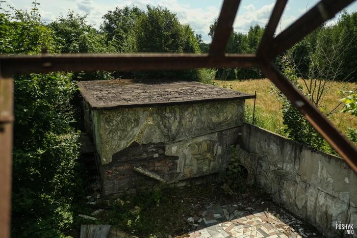 Заброшенный дом под Раковым