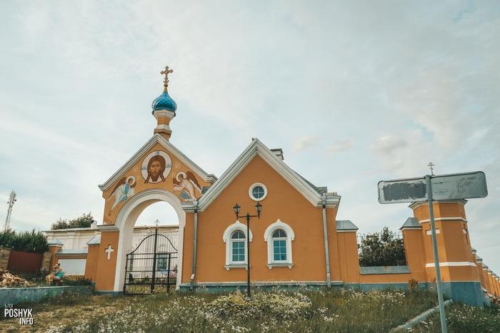 Церковь Рождества Богородицы в Прилуках