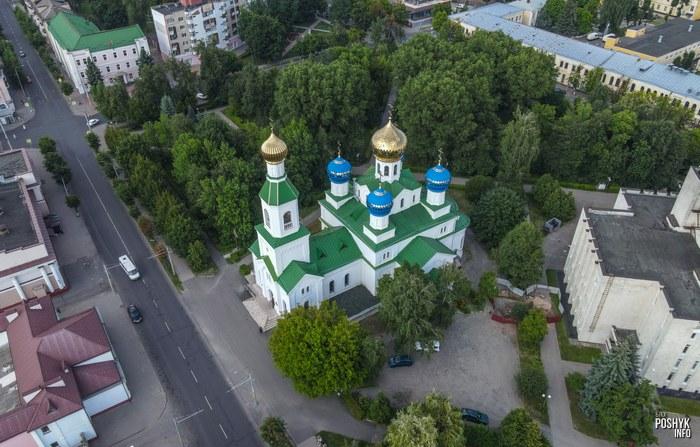 Собор святого Николая в Бобруйске