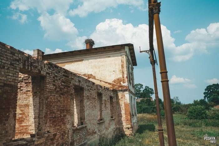 Деревня Каштановка Пружанский район