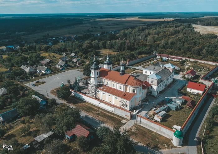 Деревня Юровичи