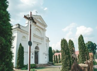 Костел Вознесения Девы Марии в Пружанах