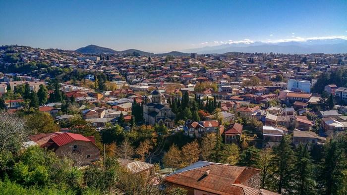 Кутаиси что посмотреть в городе
