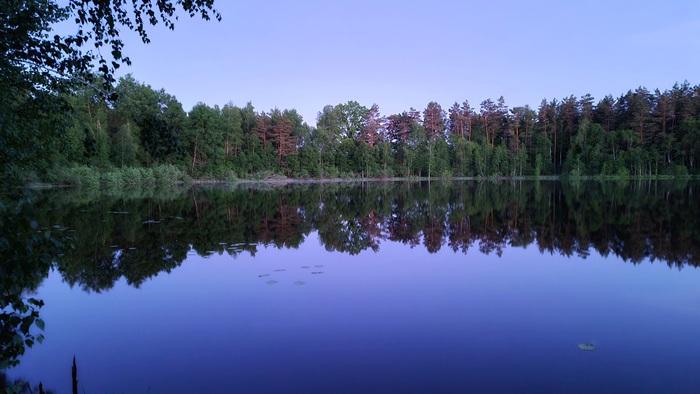 Озеро Святое в Солигорском районе
