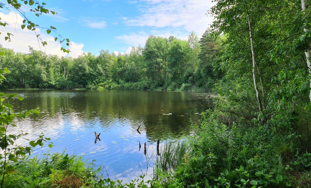 Озеро Святое Солигорск