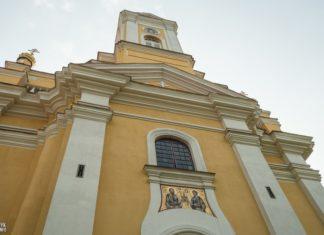 Монастырь базилиан и Петропавловская церковь в Ружанах