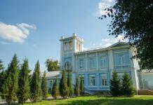 Усадьба Авраамовых в городе Хойники