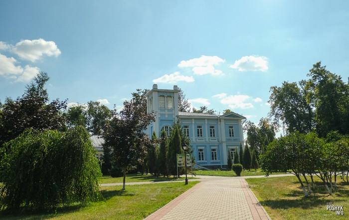 Усадебный комплекс Хойники