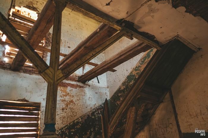 Развалины и руины Беларуси