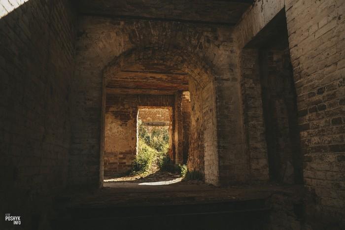 Заброшенная башня Борисовщина
