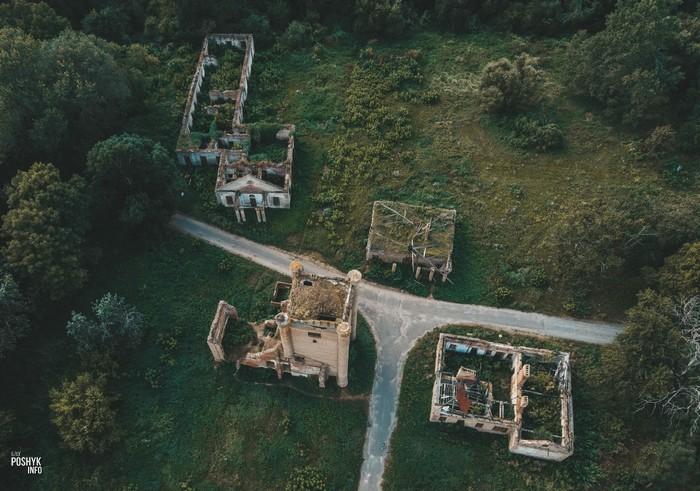 Деревня Борисовщина Гомельская область