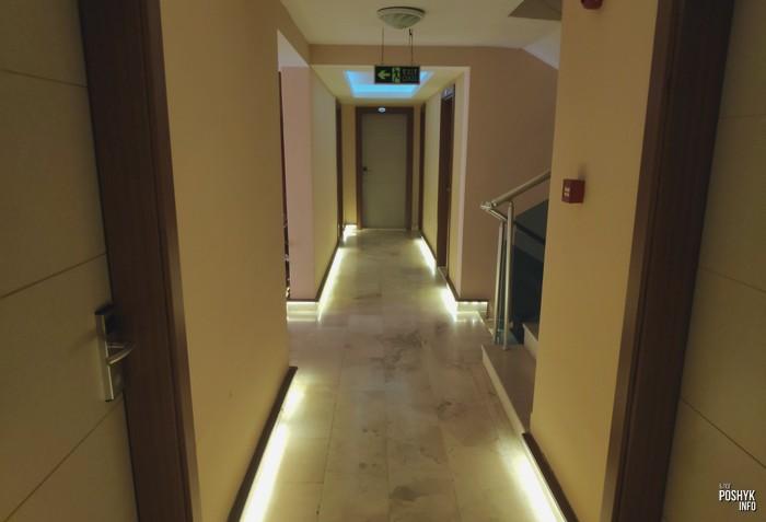 Отель Cleopatra Golden Beach Hotel в Аланье - впечатление