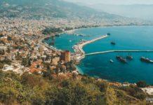 Крепость в городе Алания Турция история и фото