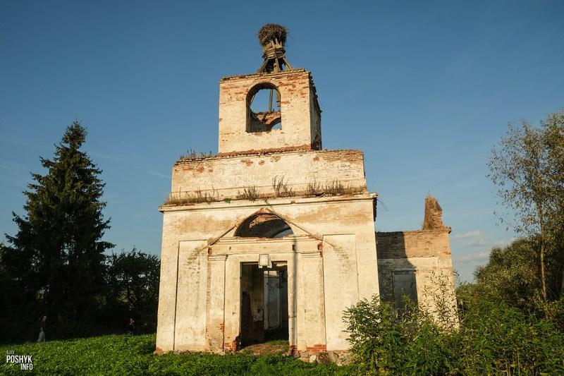 церковь Святого Николая Чудотворца Браздецкая Слобода
