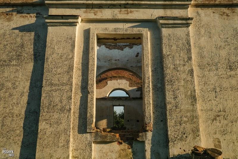 Церковь в деревне Браздецкая Слобода