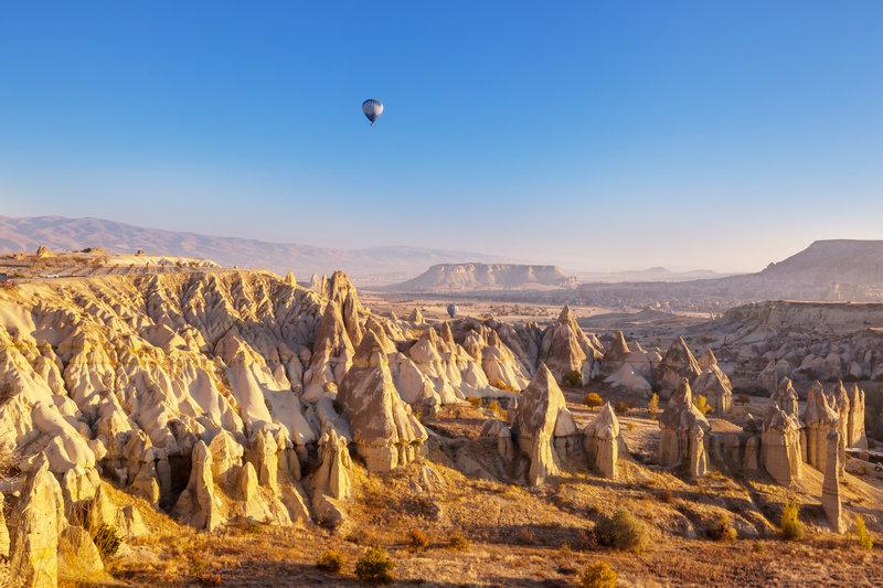 турция воздушные шары каппадокия