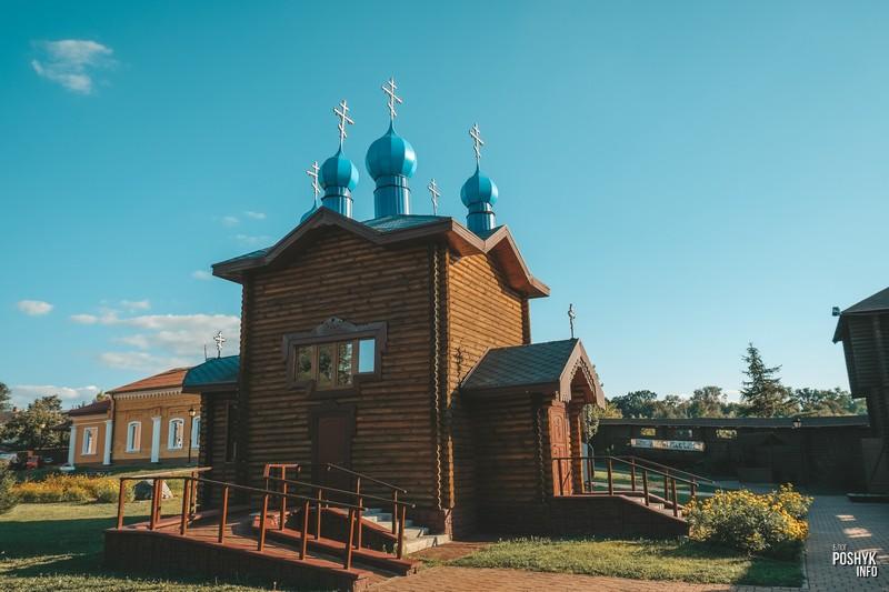 Церковь в Мозыре