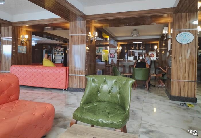 Отзыв отель Аланья Cleopatra Golden Beach Hotel