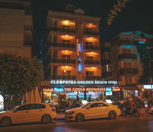 cleopatra golden beach hotel турция аланья
