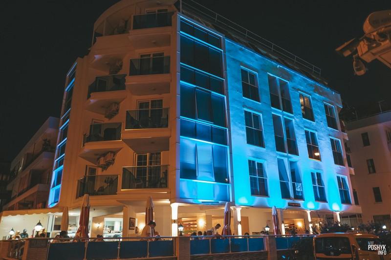 Cleopatra Golden Beach Otel Алания Турция