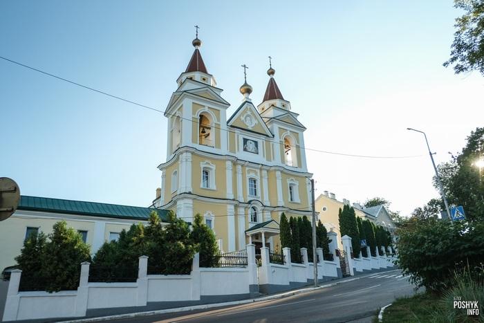 Интересные достопримечательности в городе Мозырь