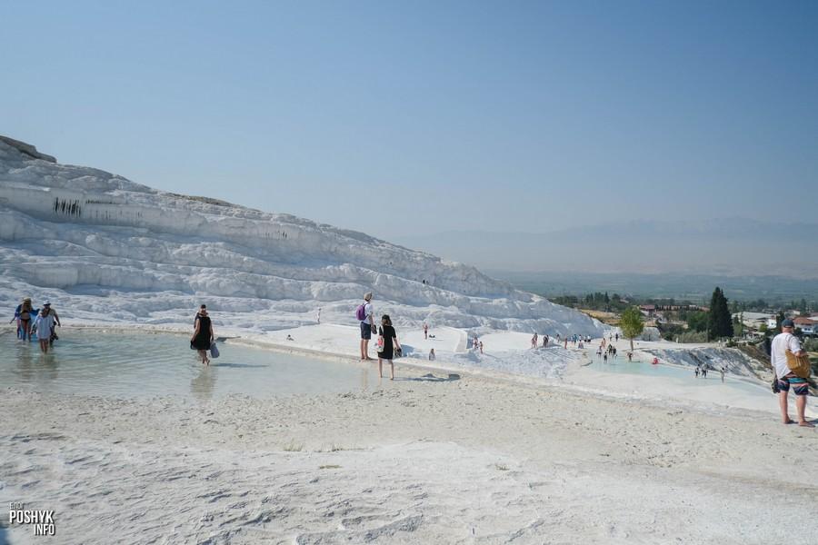 Экскурсии Памуккале Турция