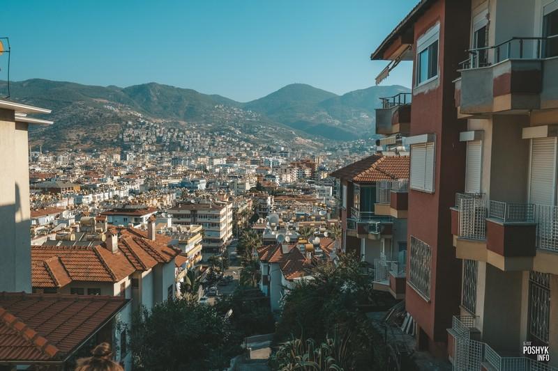 Поездка в Аланию Турция отзыв
