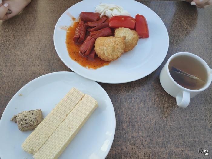Как кормят в Cleopatra Golden Beach Hotel в Аланье