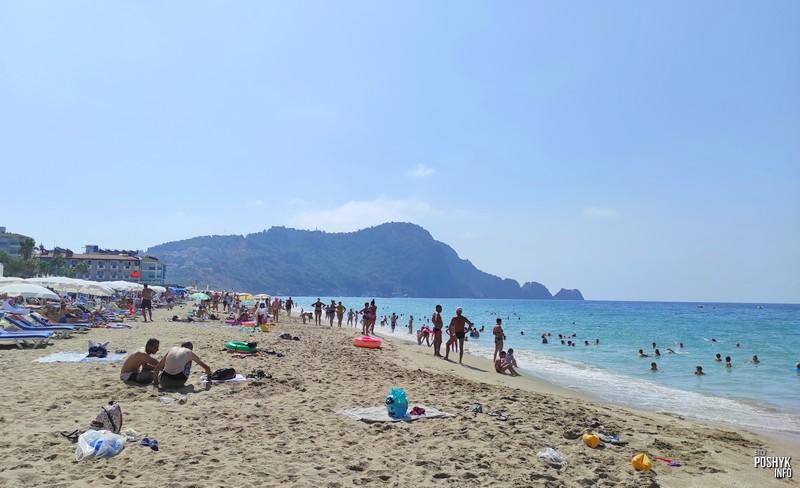 Пляж Клеопатра Отзыв