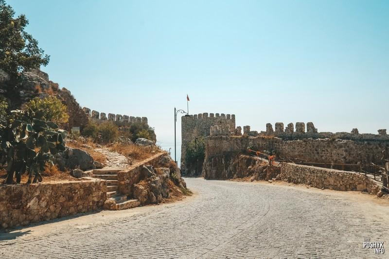 крепость Эхмедек (Ehmedek)