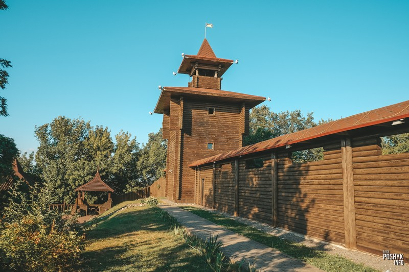 Крепость Мозыря