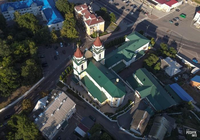 Православный собор в Мозыре