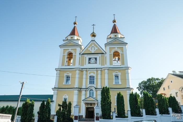 Собор святого Михаила Архангела в Мозыре