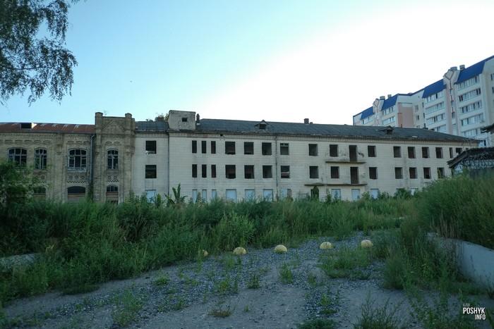 Старая больница в Мозыре