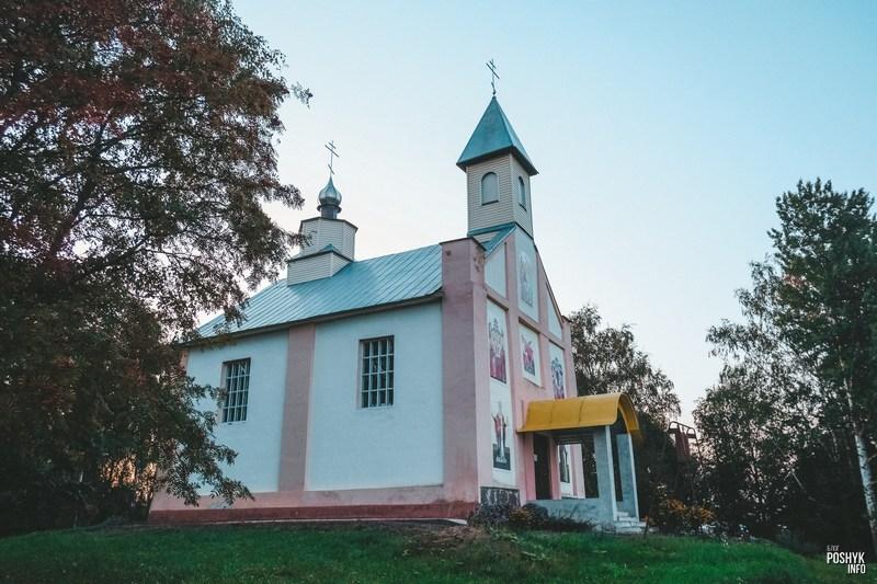 Униатская церковь Черея