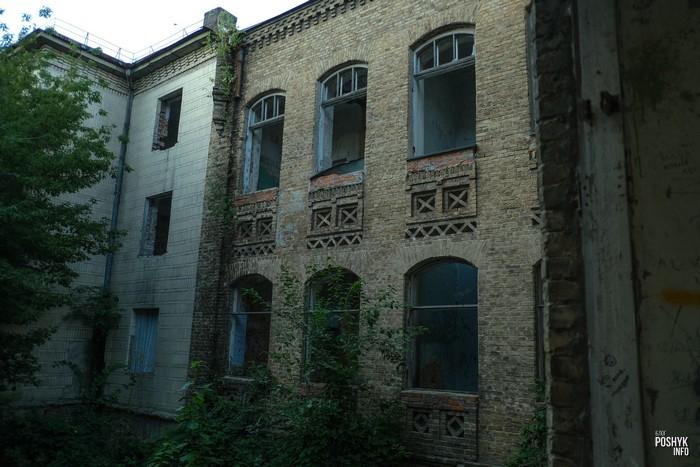 Заброшенные места Беларуси Мозырь