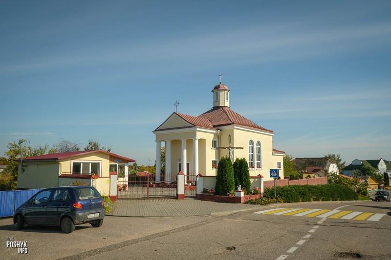 Костел Богоматери в Кореличах