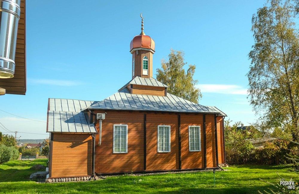 Мечеть в Новогрудке