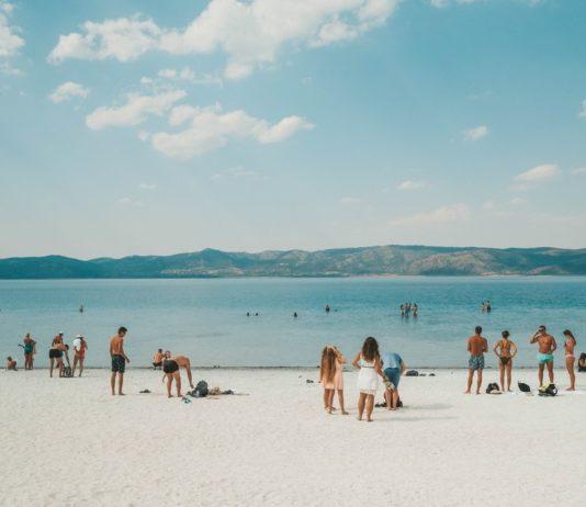 Достопримечательности Турции - озеро Салда