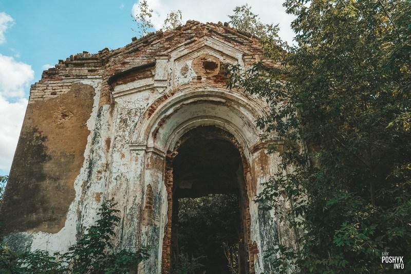 Заброшенные церкви Беларуси