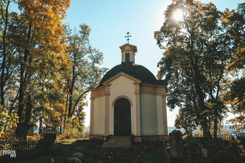 Усыпальница Заборского Новогрудок