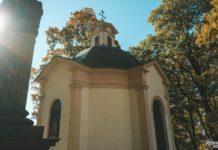 Усыпальница Альбрехта Заборского 1858 года в Новогрудке
