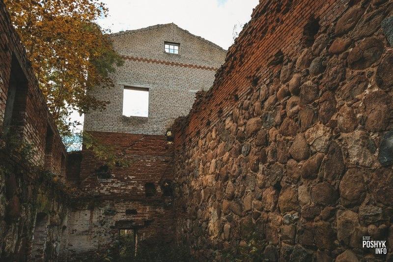 Бровар в деревне Вересково